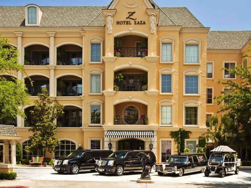 Hotel ZaZa Dallas in Beyond Dallas