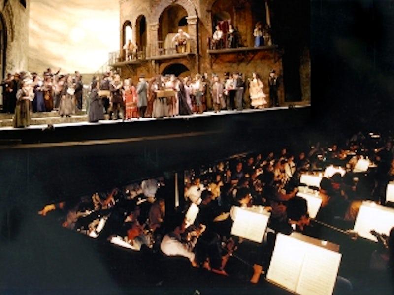The Dallas Opera in Arts District