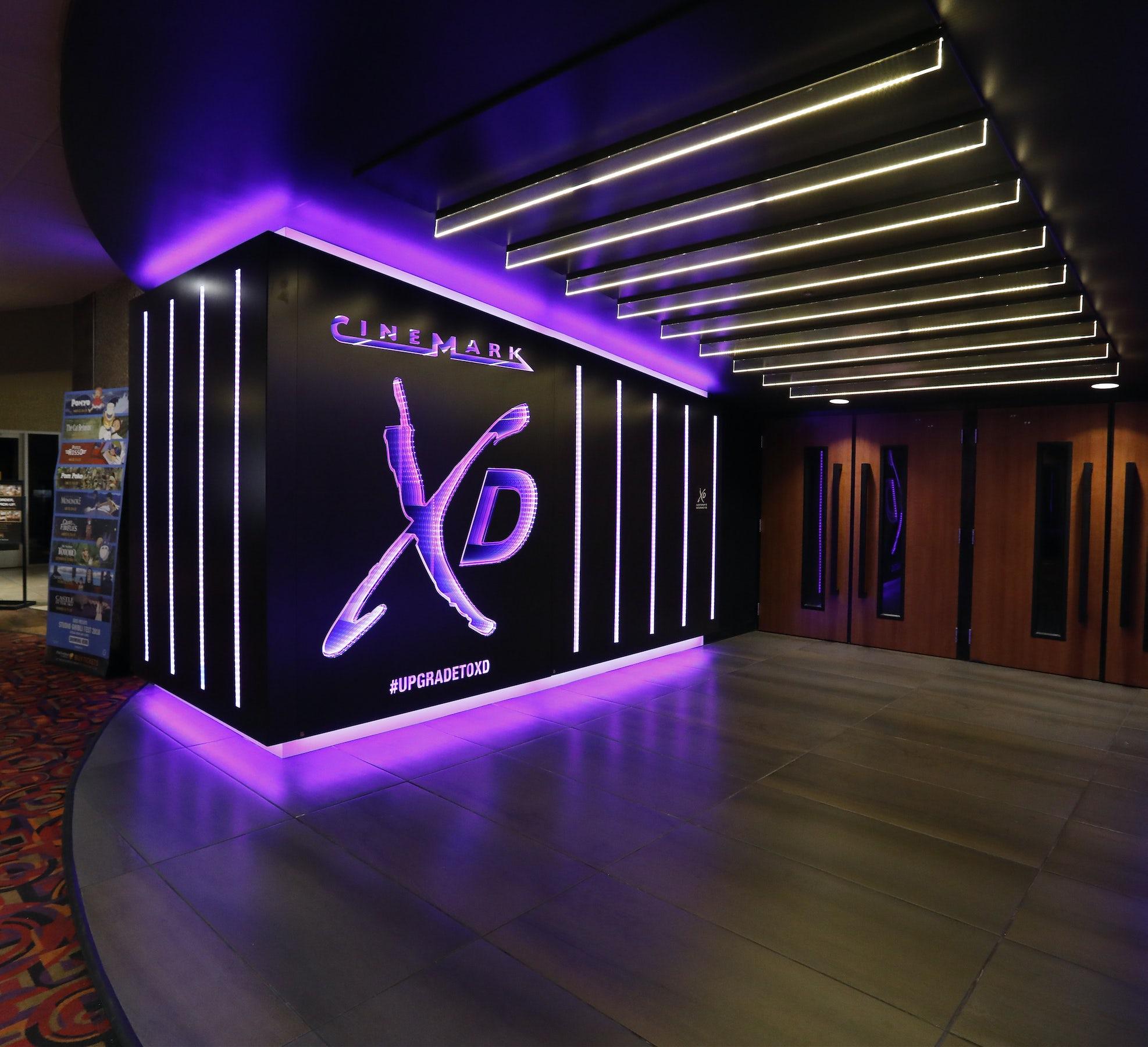 Cinemark - XD West Plano in Beyond Dallas