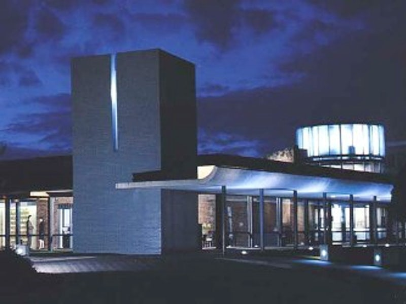 Addison Conference Centre & Theatre Centre in Beyond Dallas