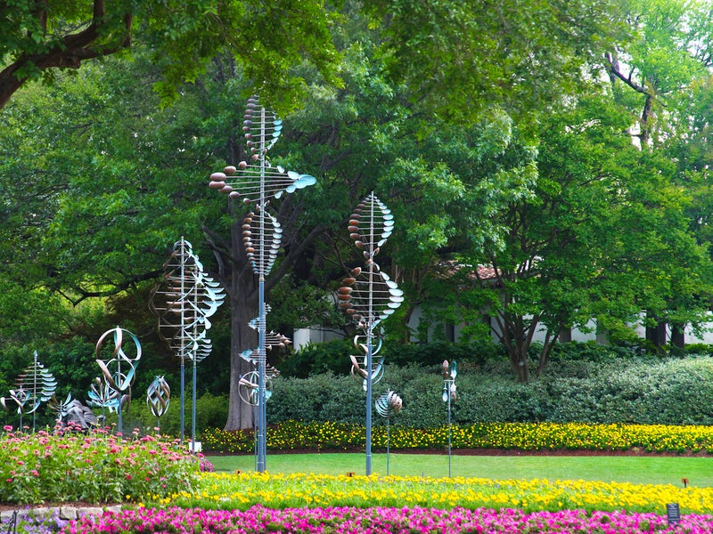 Dallas Arboretum and Botanical Garden in Lake & Garden