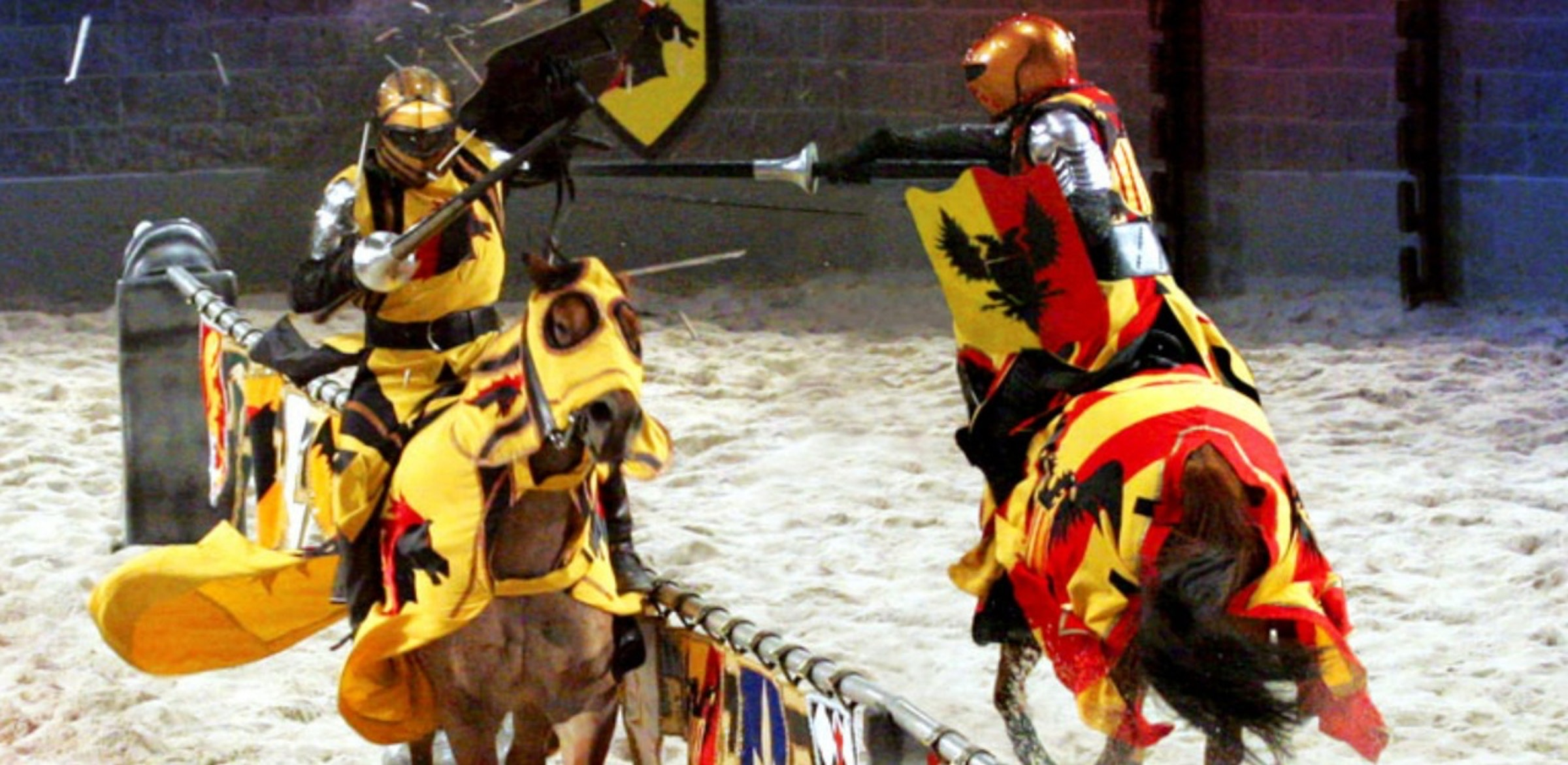 Medieval Times Dinner & Tournament in Beyond Dallas