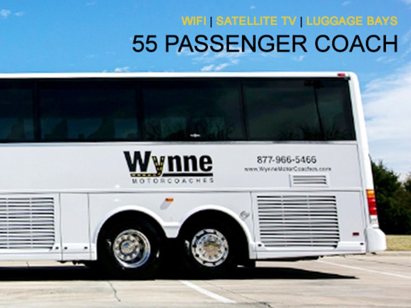 Wynne Sedan & Motorcoach in DFW Airport
