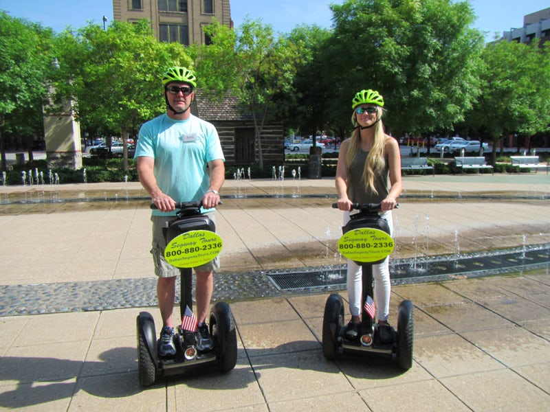 Dallas Segway Tours in West End