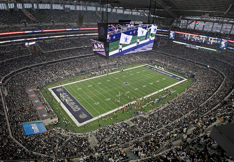 AT&T Stadium: Arlington, TX 76...