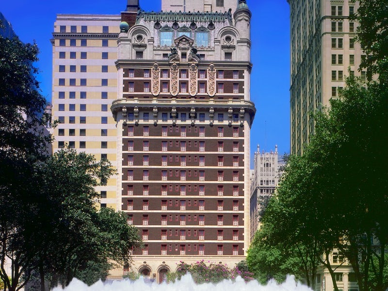 Adolphus Hotel in Downtown