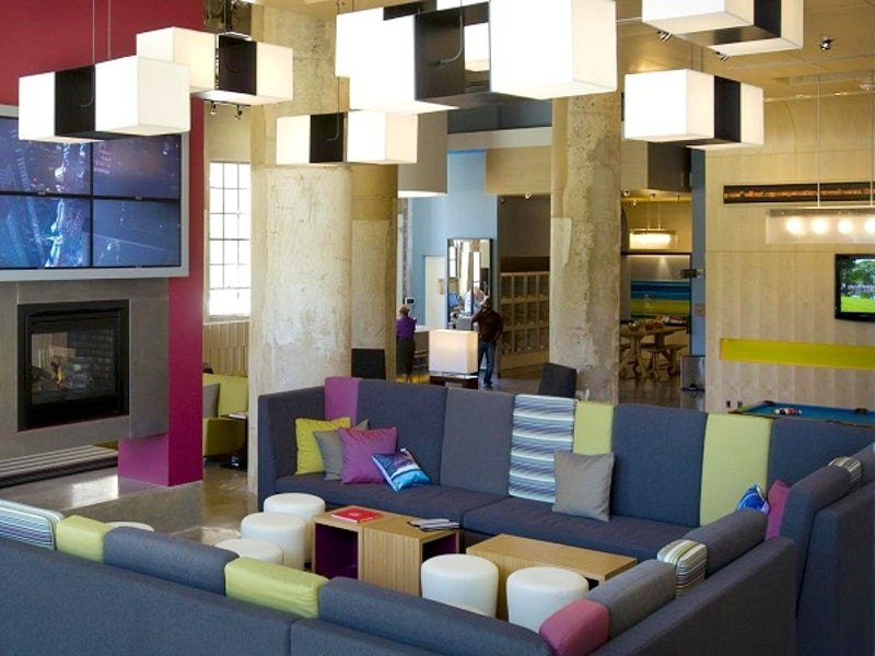 Aloft Dallas Downtown in Beyond Dallas