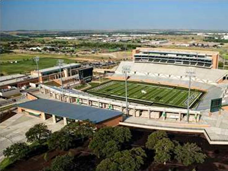 Apogee Stadium in Beyond Dallas