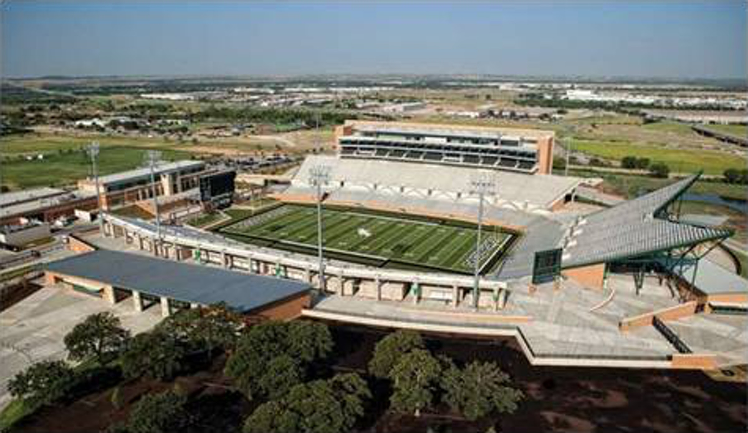 UNT - Apogee Stadium in Beyond Dallas