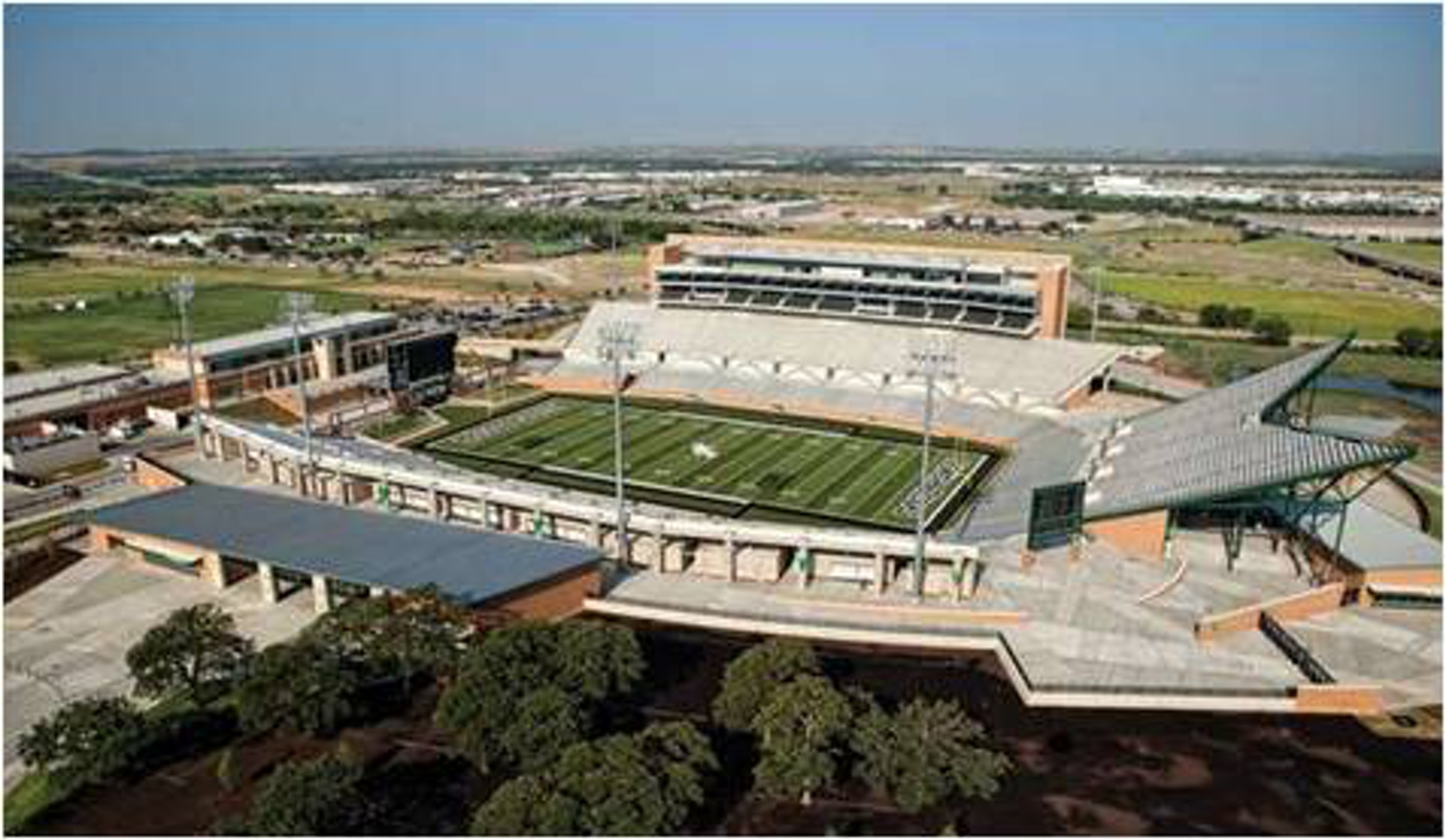 UNT - Apogee Stadium