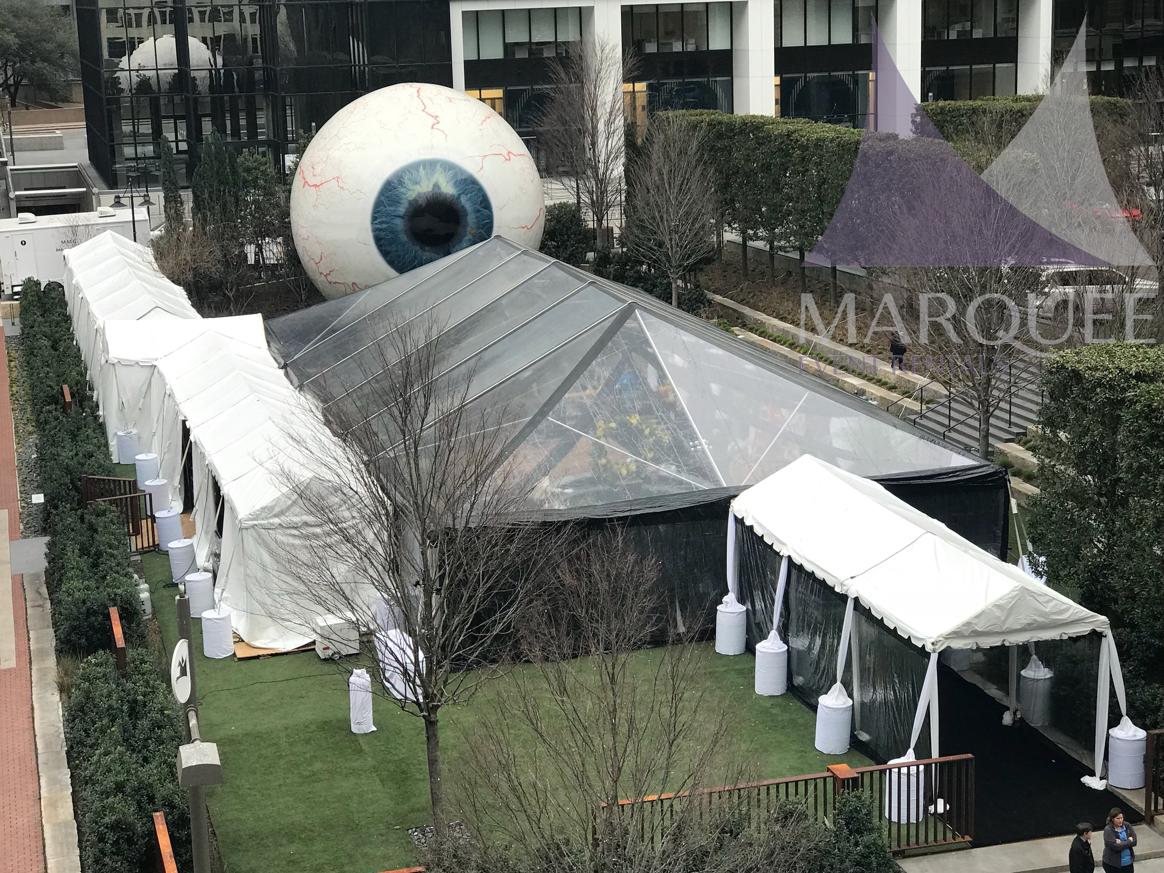 Marquee Event Rentals in Beyond Dallas