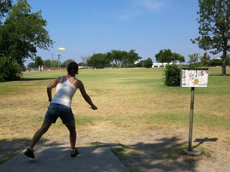 B.B. Owen Park in Northeast Dallas (Proper)