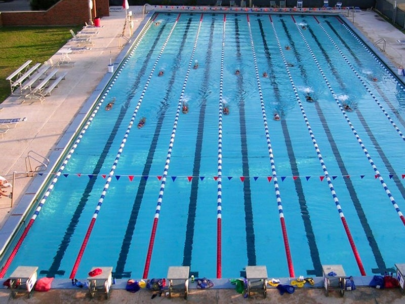 SMU - A.R. Barr Aquatic Center in Beyond Dallas