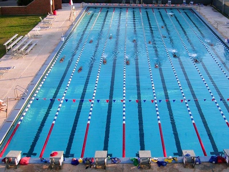 SMU - A.R. Barr Aquatic Center in University Park