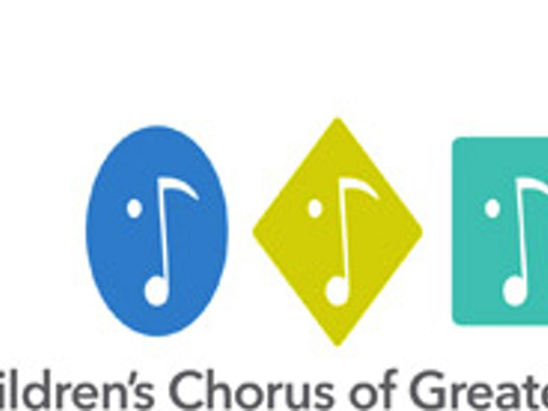 Children's Chorus of Greater Dallas in Downtown