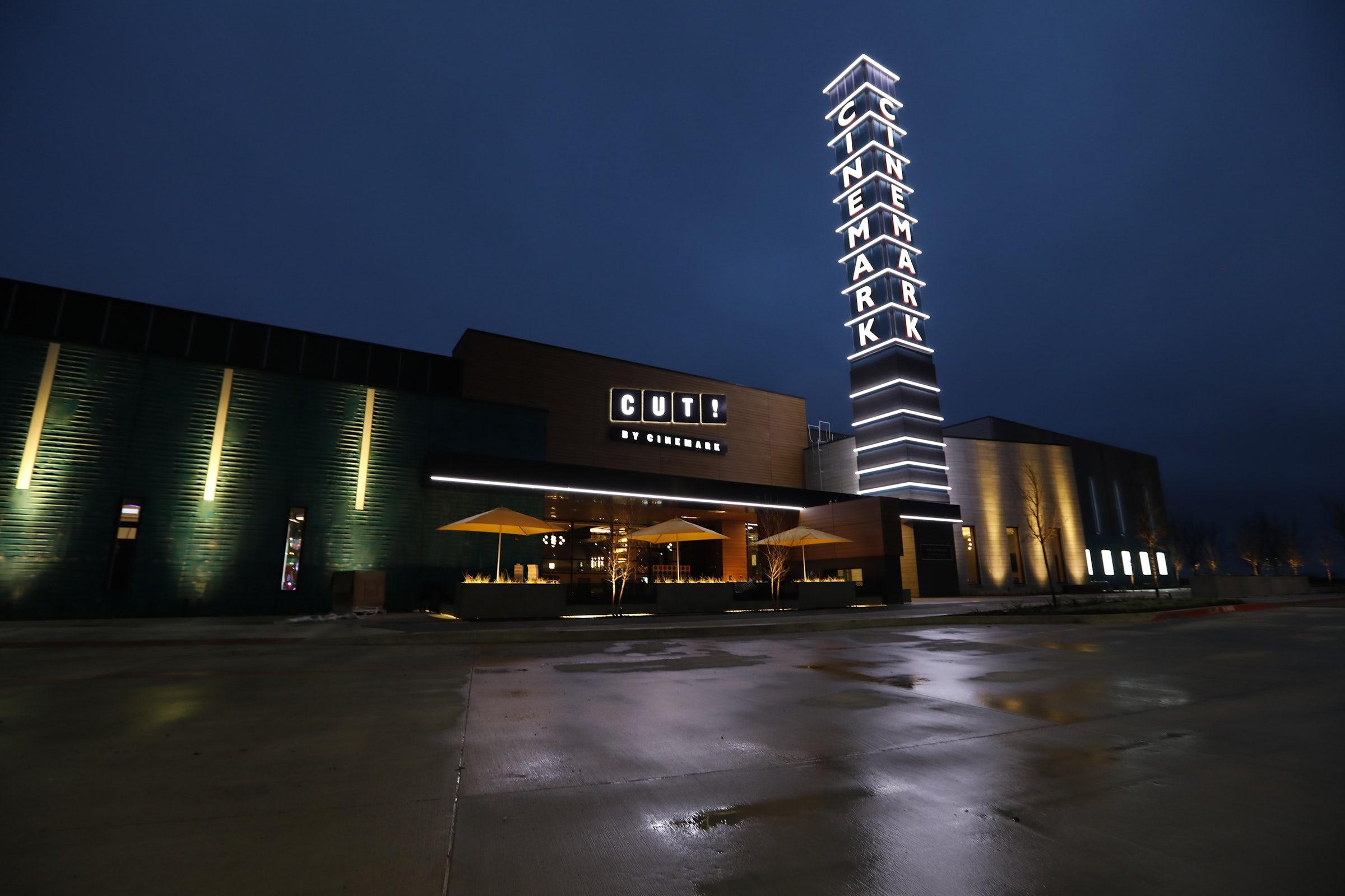 CUT! By Cinemark in Beyond Dallas