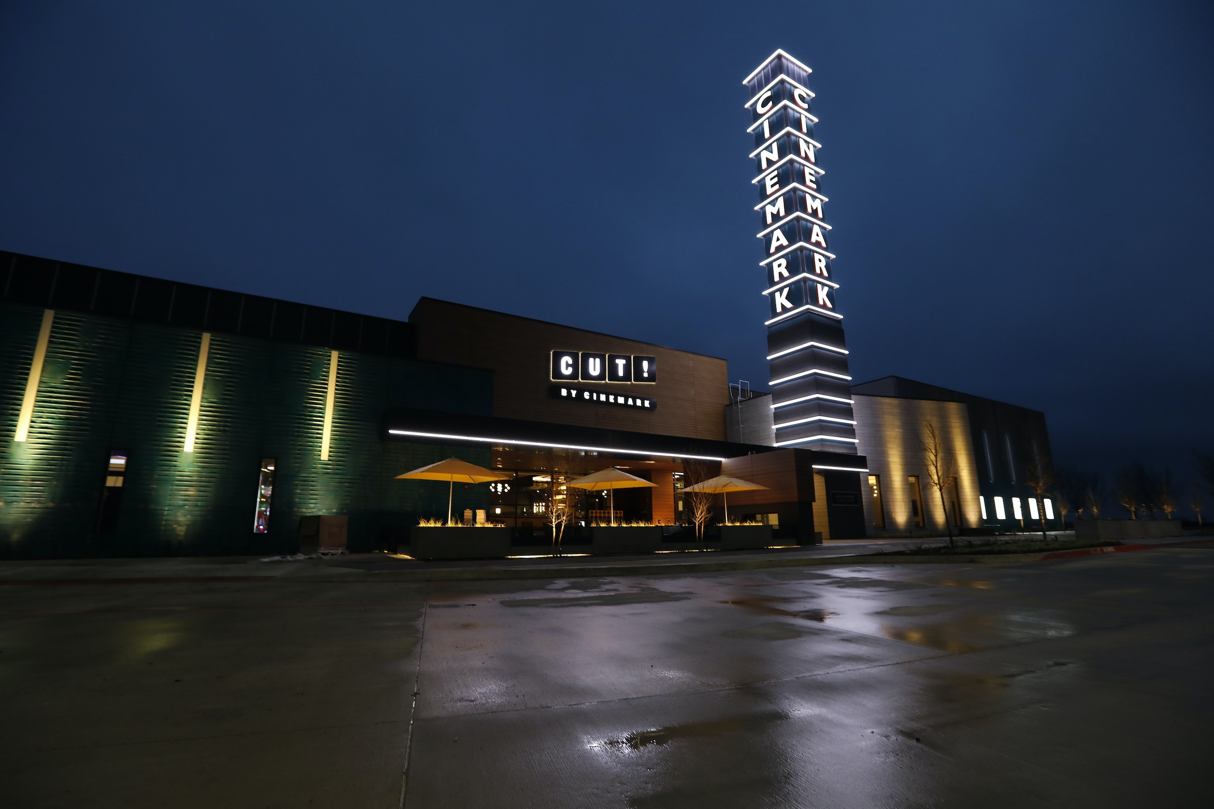 CUT! By Cinemark in Beyond Dallas