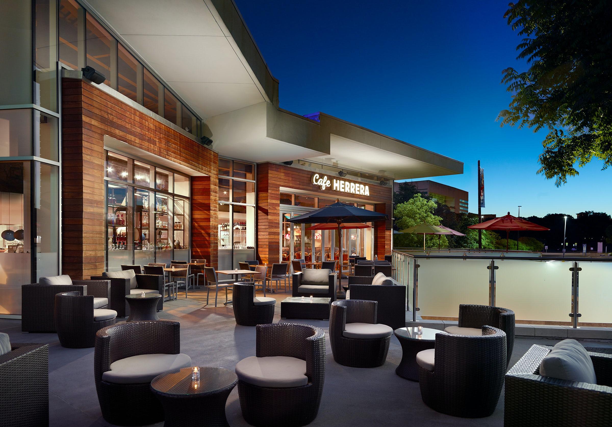 Cafe Herrera in Beyond Dallas