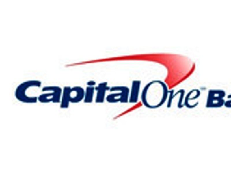 Capital One Bank in Downtown
