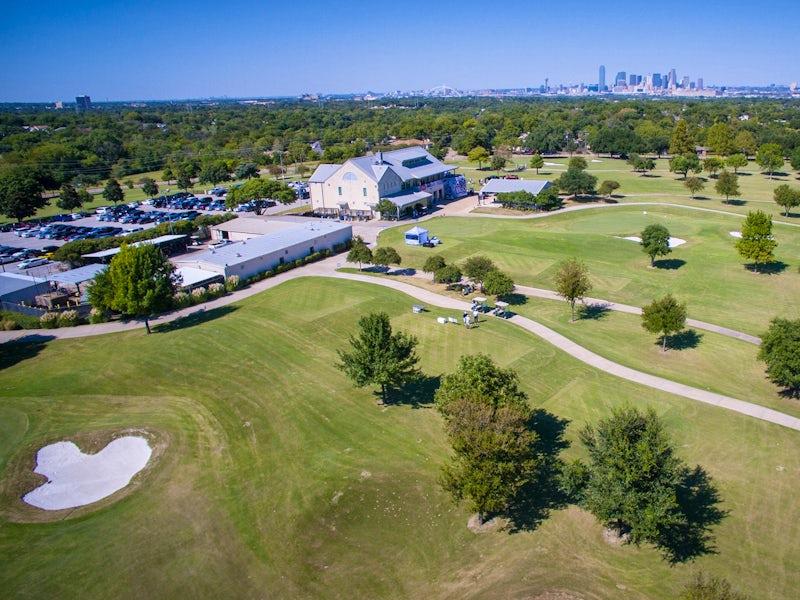 Cedar Crest Golf Course in Beyond Dallas