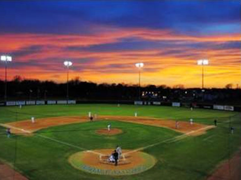Clay Gould Ballpark in Beyond Dallas