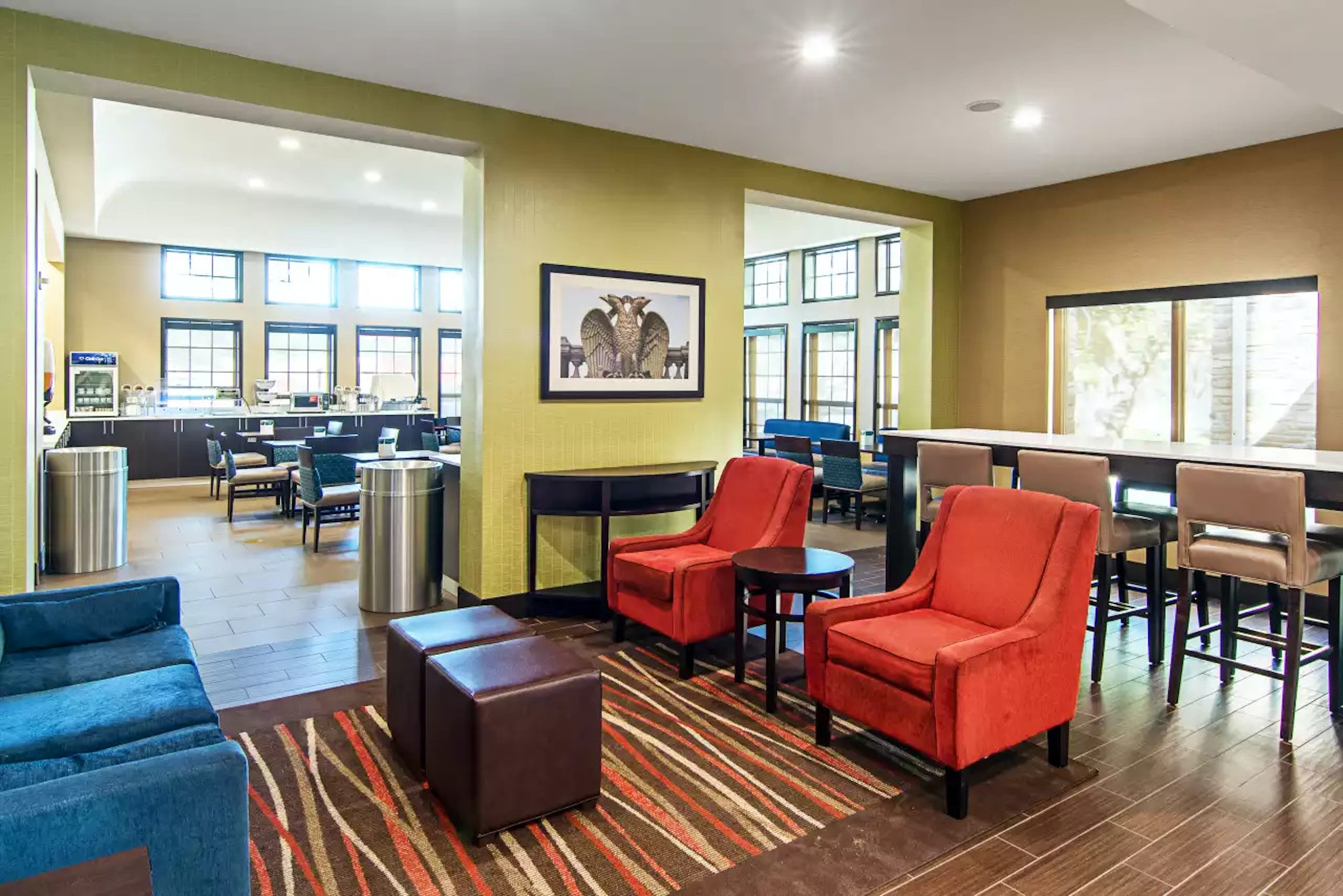 Comfort Suites NW Dallas Near Love Field in Beyond Dallas