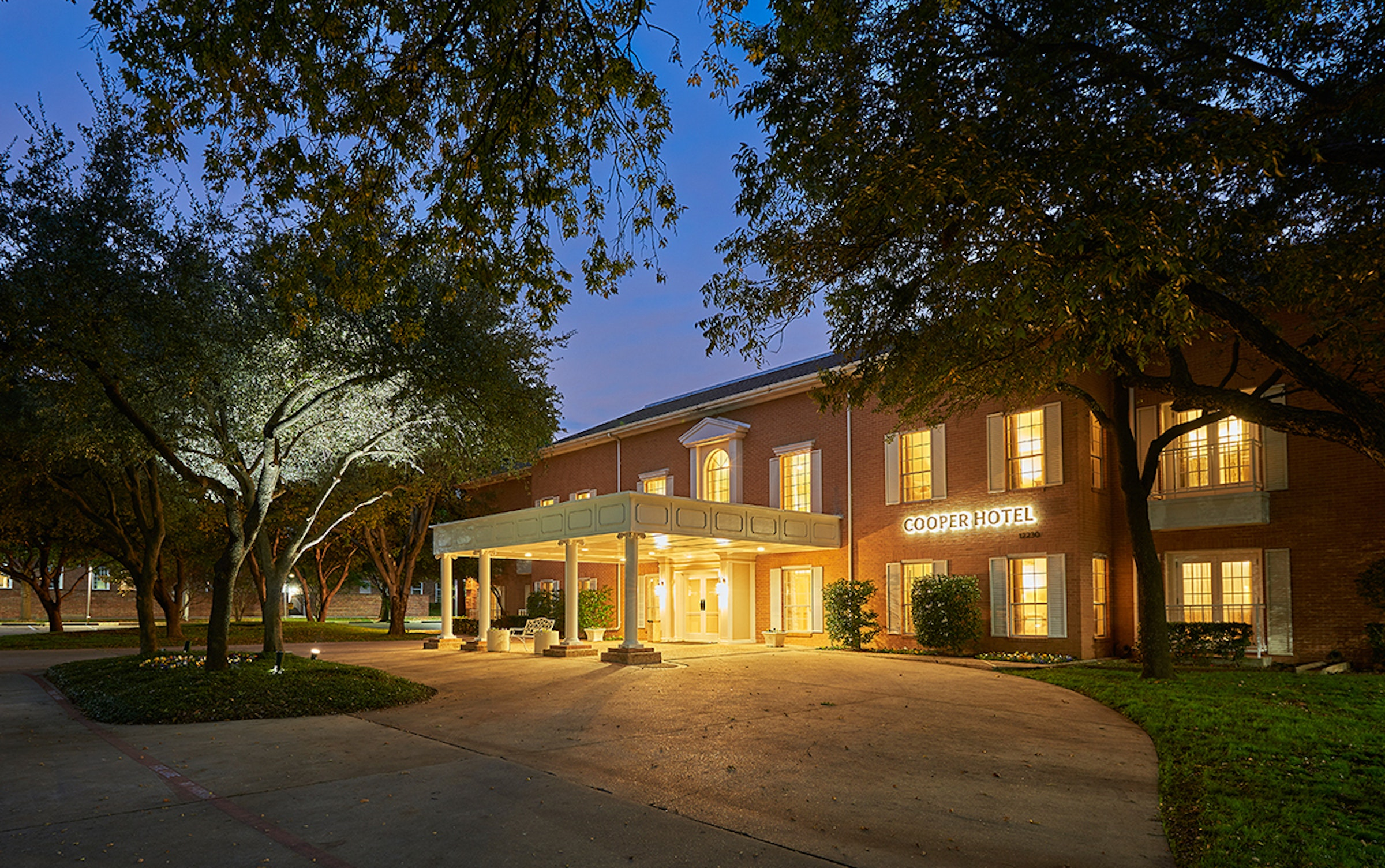 Cooper Hotel, Conference Center & Spa in Beyond Dallas