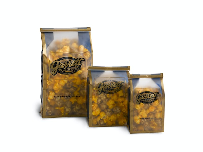 Garrett Popcorn Shops in DFW Airport