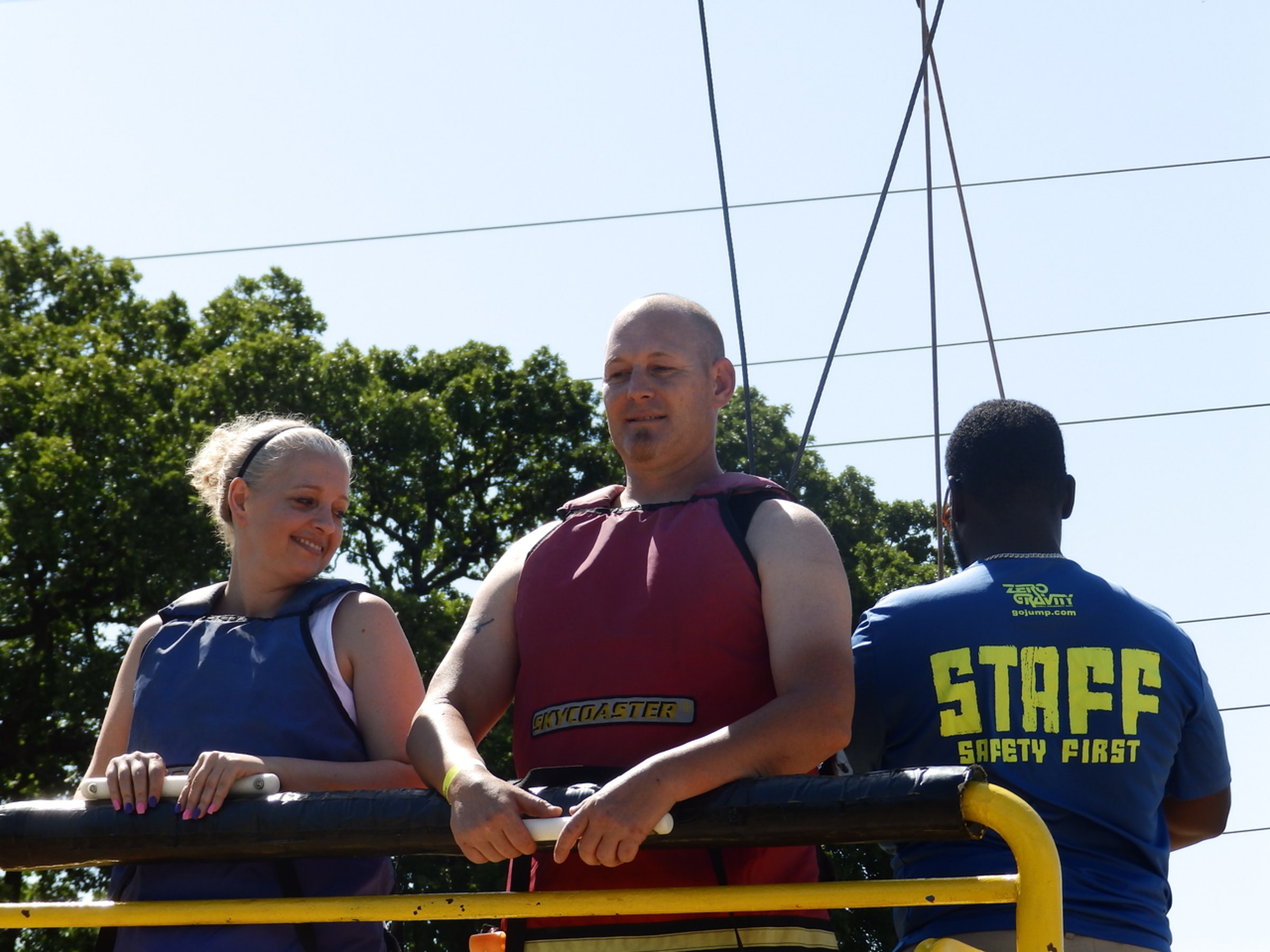 Zero Gravity Thrill Amusement Park in Beyond Dallas