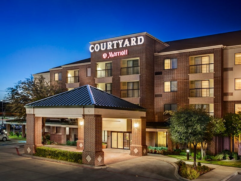Courtyard by Marriott DFW Airport South/Irving in Irving