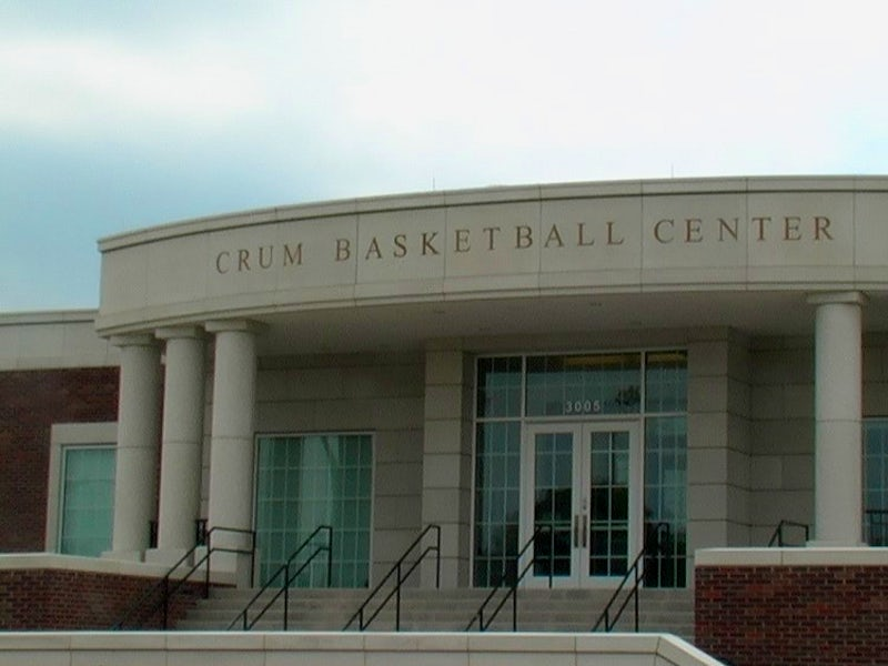 Crum Basketball Center in University Park