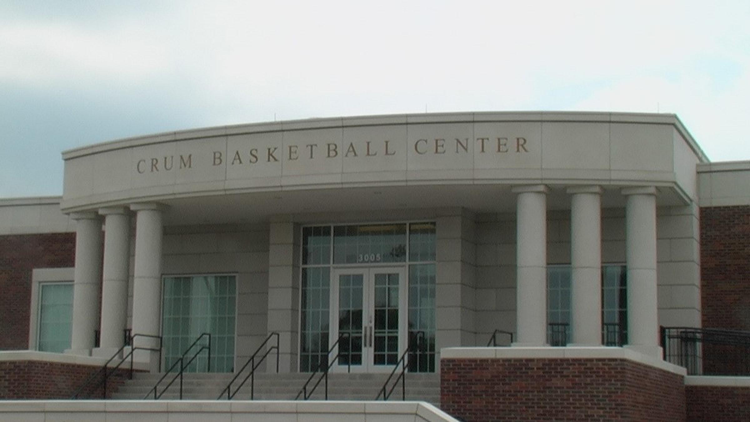 SMU - Crum Basketball Center in Beyond Dallas