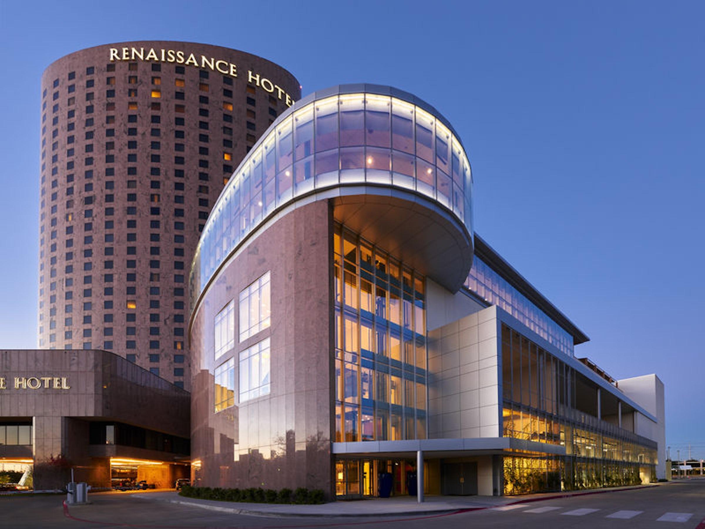 Renaissance Dallas Hotel in Beyond Dallas