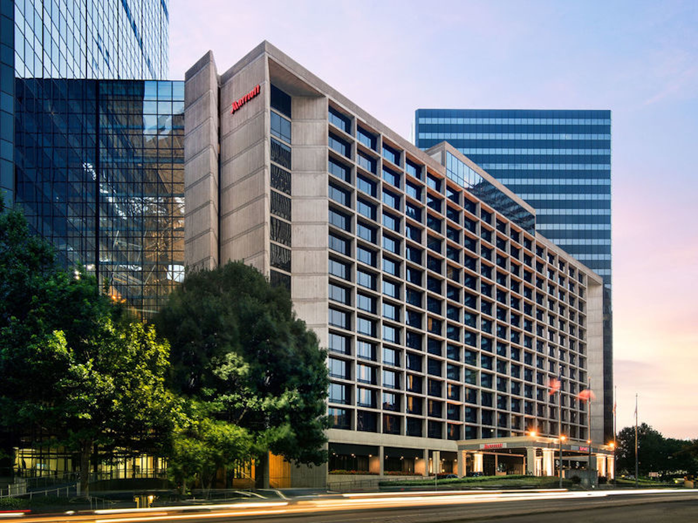Dallas Marriott Downtown in Beyond Dallas