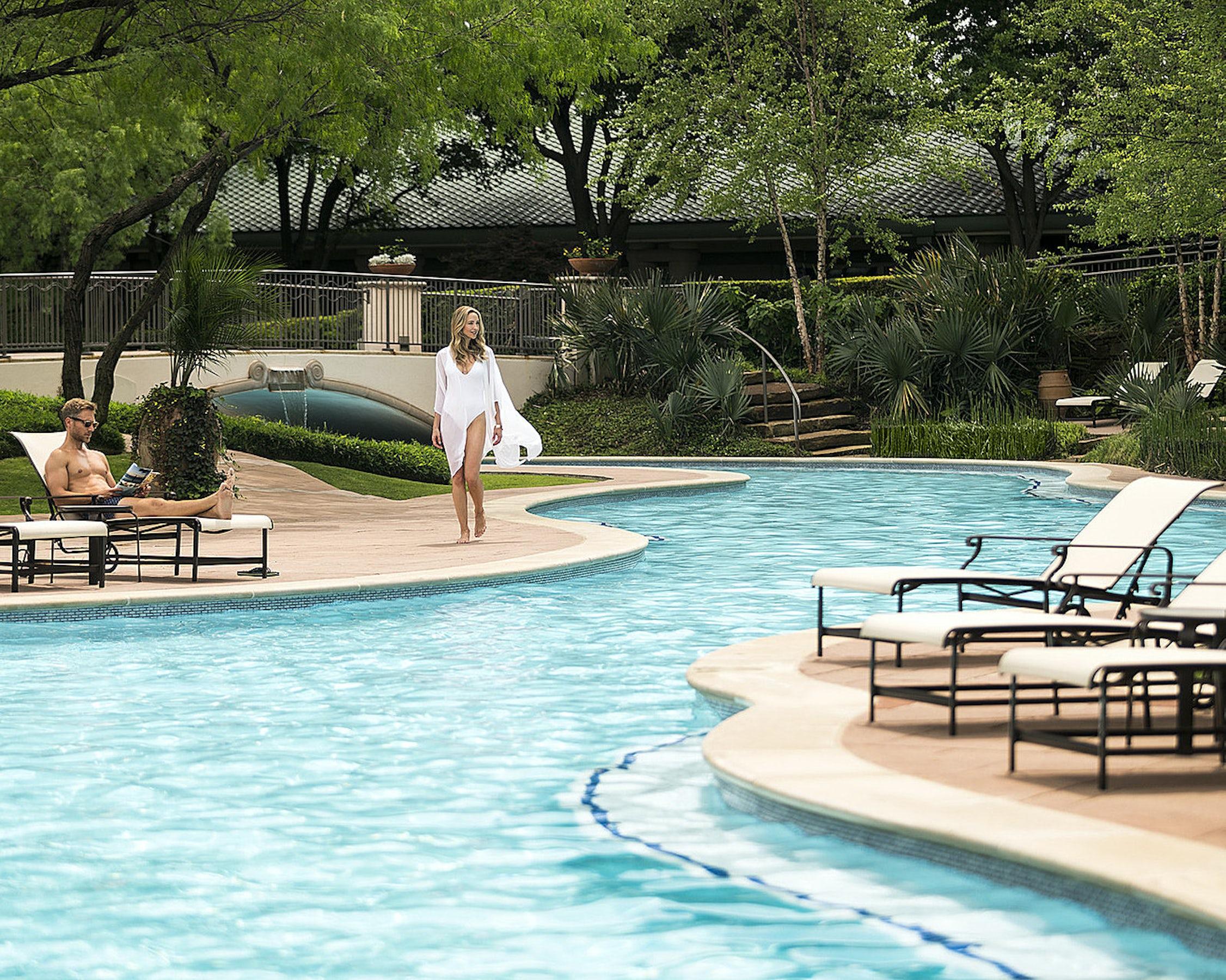 Four Seasons Resort and Club Las Colinas in Beyond Dallas