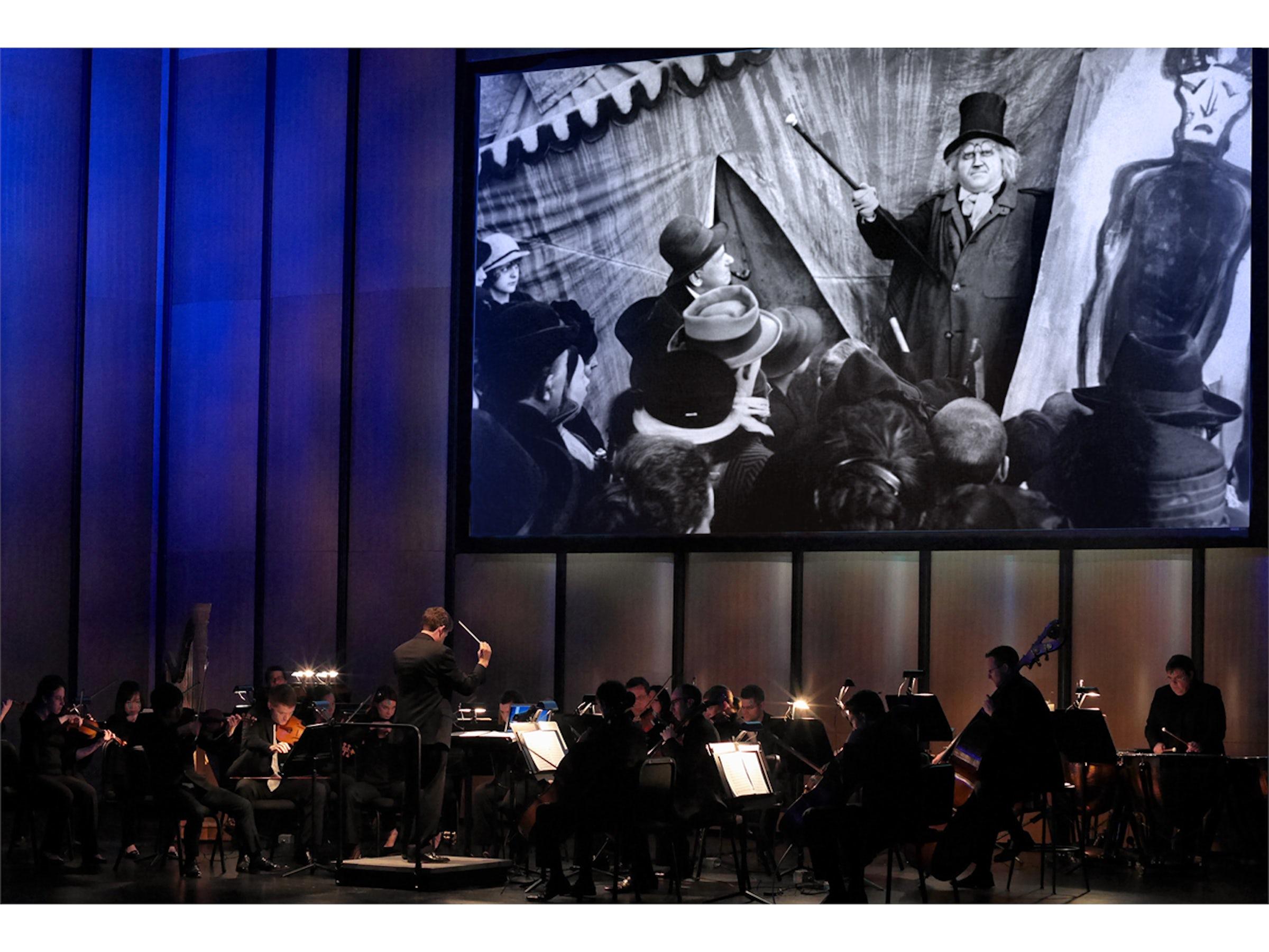 Dallas Chamber Symphony in Beyond Dallas