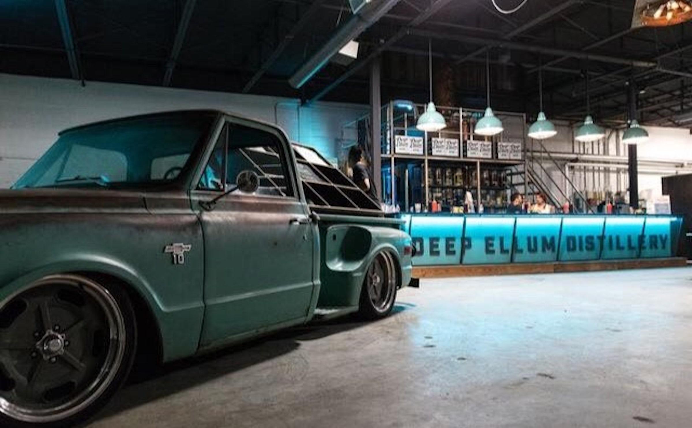 Deep Ellum Distillery in Beyond Dallas