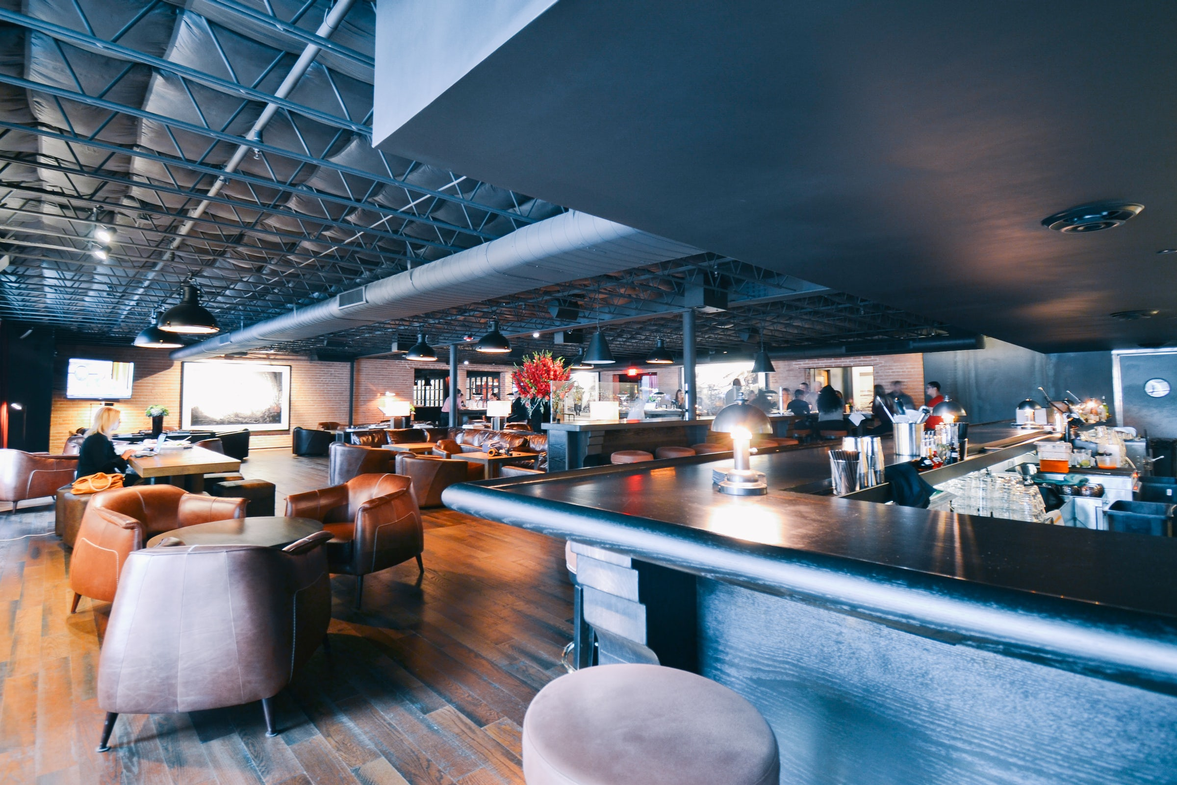 The Network Bar in Beyond Dallas
