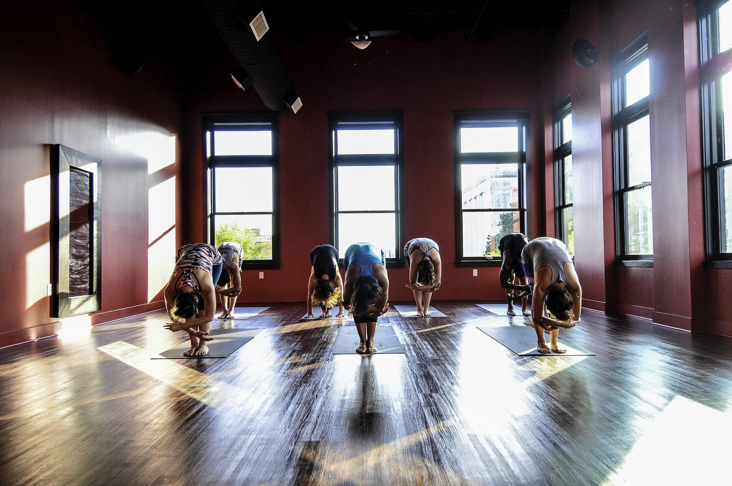 V12 Yoga in Beyond Dallas