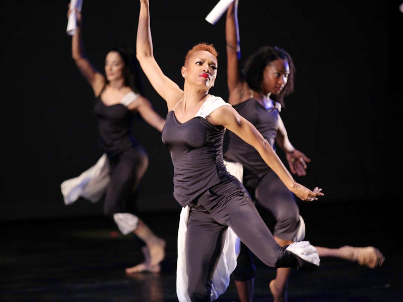 Dallas Black Dance Theatre in Beyond Dallas