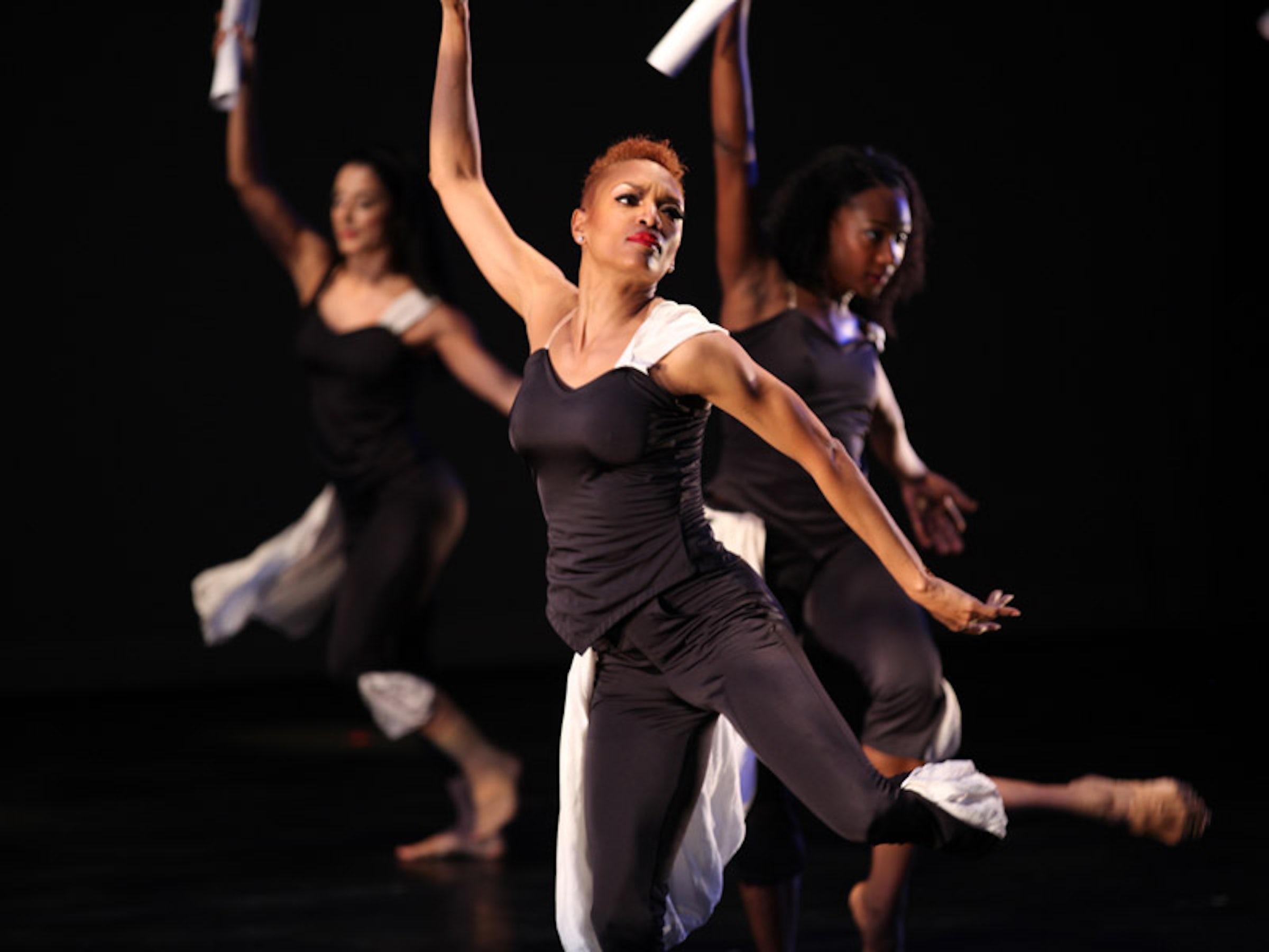 Dallas Black Dance Theatre in Beyond Dallas