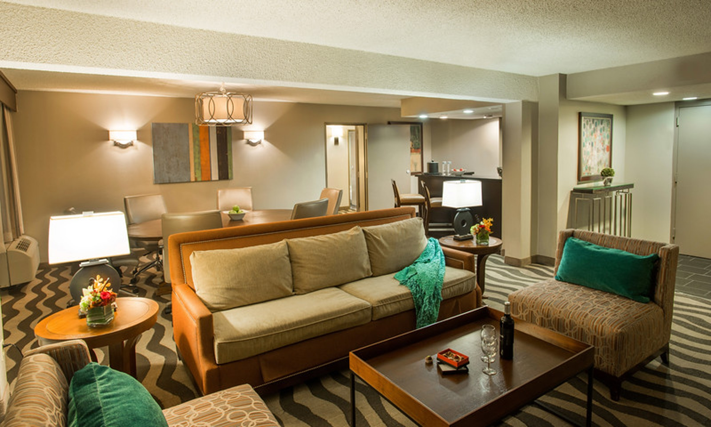 The Beeman Hotel in Beyond Dallas