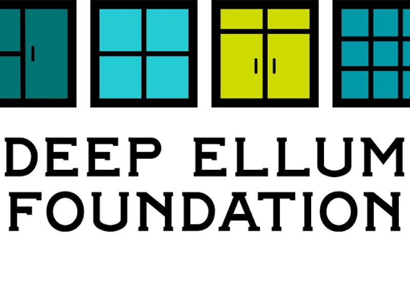 Deep Ellum Foundation in Deep Ellum