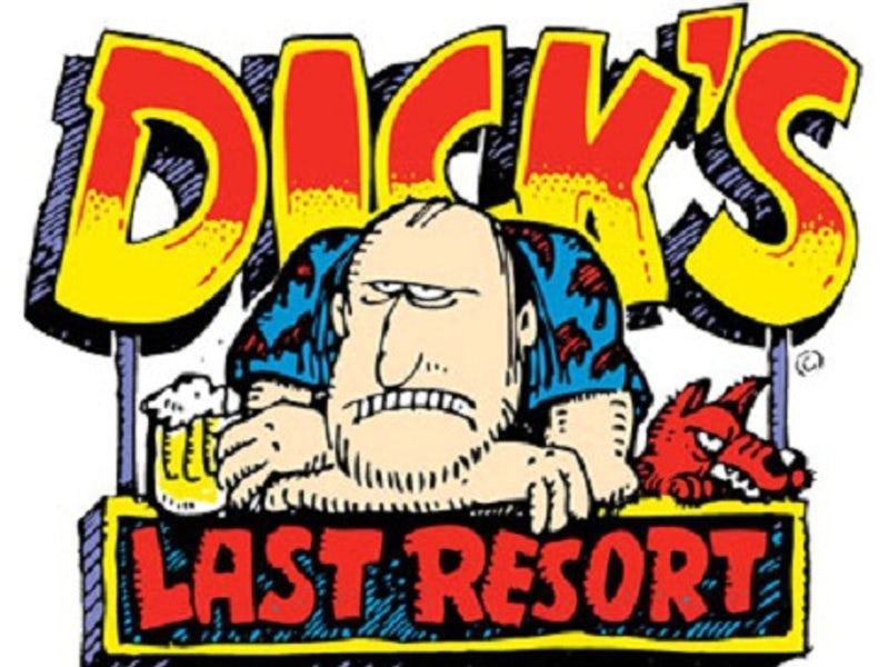 Dick's Last Resort in Victory Park