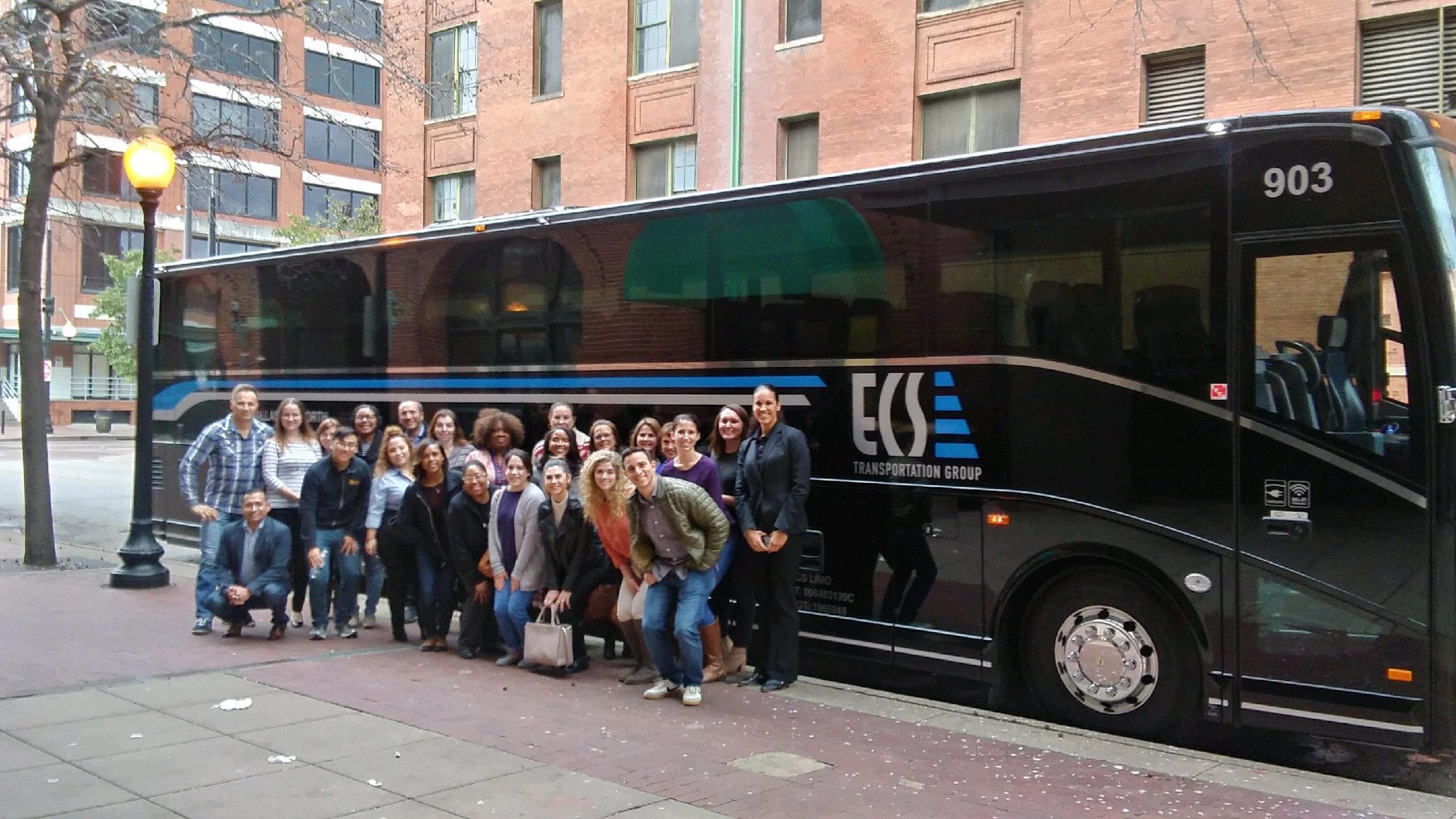 ECS Transportation Group in Beyond Dallas