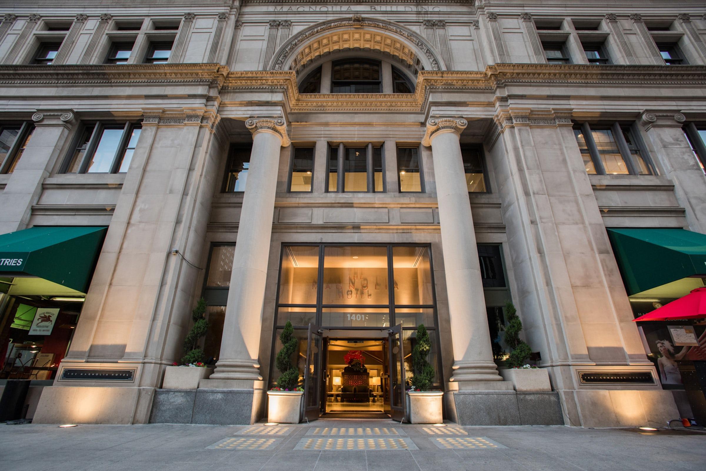 Magnolia Hotel Dallas Downtown in Beyond Dallas