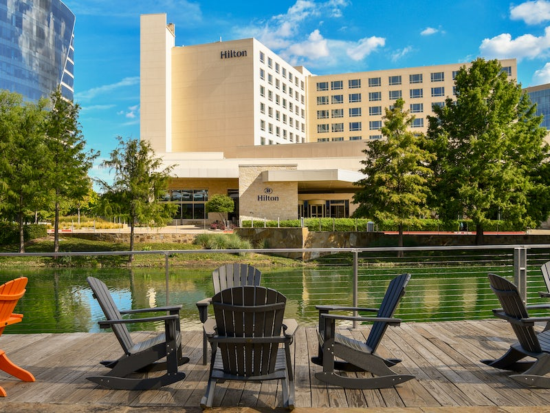 Hilton Dallas/Plano Granite Park in Beyond Dallas