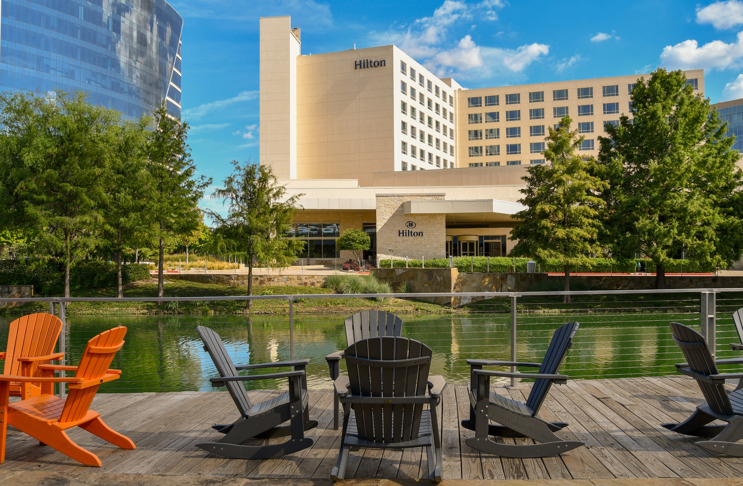 Hilton Dallas/Plano Granite Park in Beyond Dallas