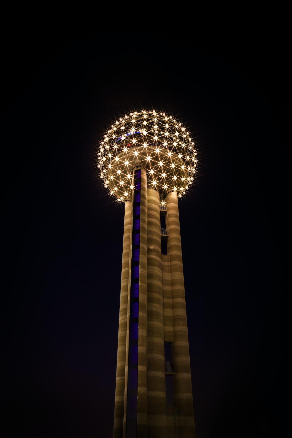 Reunion Tower GeO-Deck in Beyond Dallas