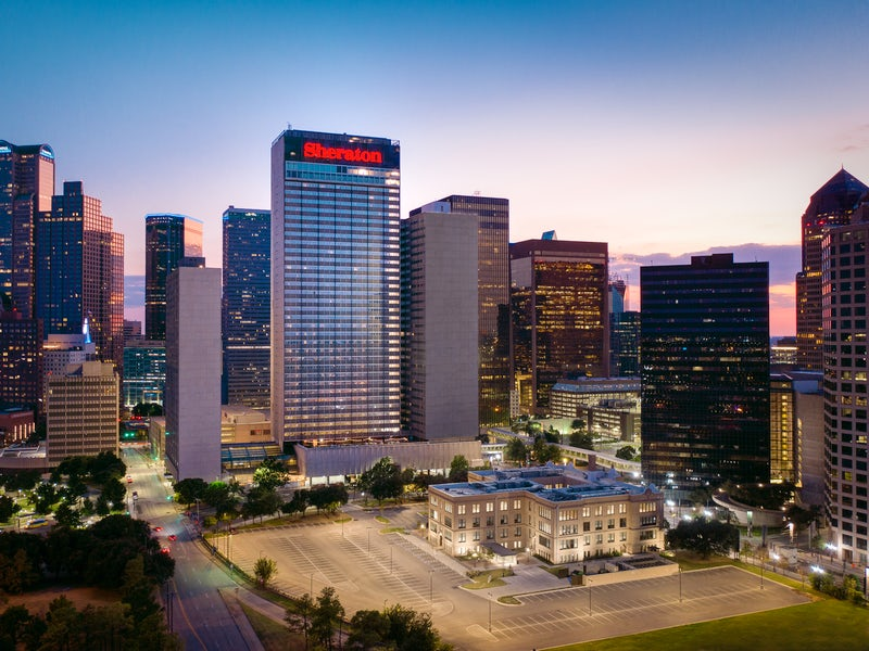 Sheraton Dallas Hotel in Beyond Dallas